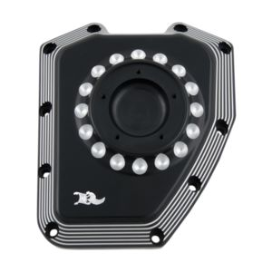Ken's Factory Neo-Fusion Cam Cover For Harley Twin Cam 2001-2017