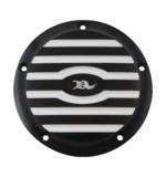 Ken's Factory Ribbed Derby Cover For Harley Big Twin 1999-2018