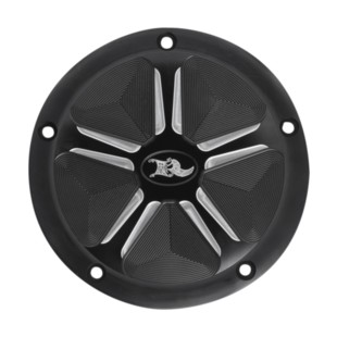Ken's Factory Spoke Derby Cover For Harley Twin Cam 1999-2017