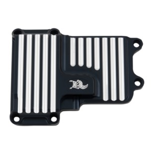 Ken's Factory Ribbed Transmission Top Cover For Harley Twin Cam 2006-2017
