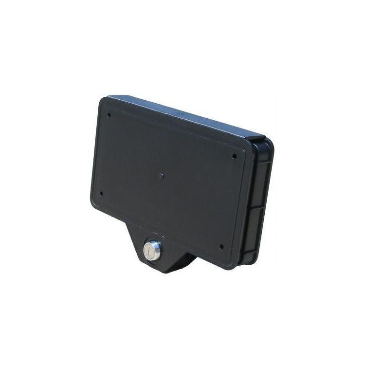 DrySpec Stash Box Lockable License Plate Storage Box