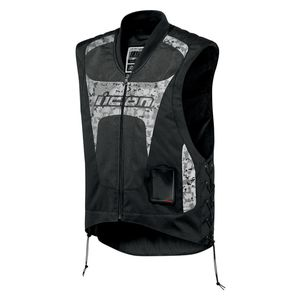 Icon Interceptor Reflective Vest - (Sz SM-MD Only)