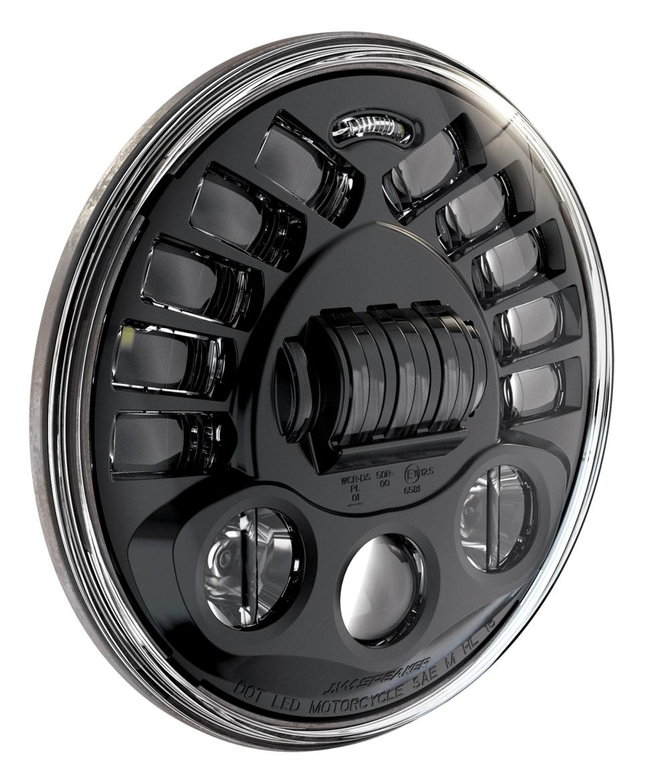 J W Speaker 8790 Adaptive Led Headlight Kit Triumph