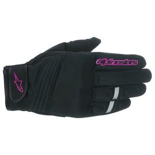 Alpinestars Stella Asama Air Gloves Black/Pink / XL [Demo - Good]