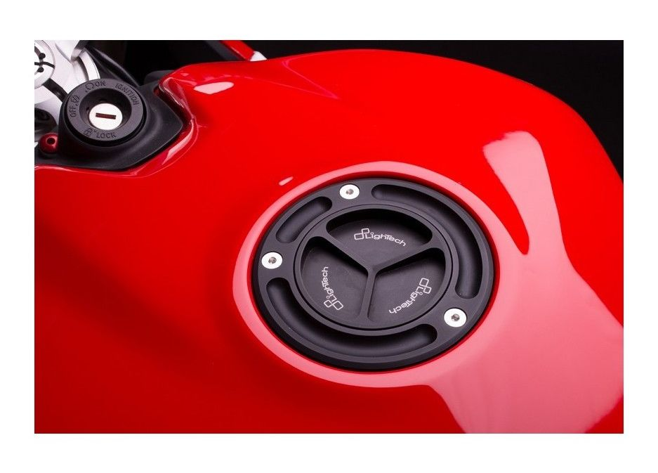 Lightech Gas Cap Honda Cbr1000rr 2017 2019 Revzilla