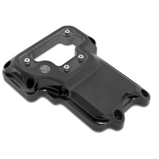 Roland Sands Clarity Transmission Top Cover For Harley