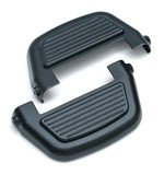 Kuryakyn Finned Passenger Floorboard Covers For Harley 1986-2017