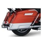 Kuryakyn Speedform Saddlebag Extensions For Harley Touring 2014-2017