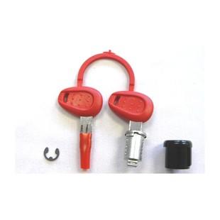 Givi Z140R / Z227 / Z228 / Z1382 Lock Set And Red Keys