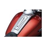 Kuryakyn Sculpted Dash Insert For Harley Touring 2008-2017