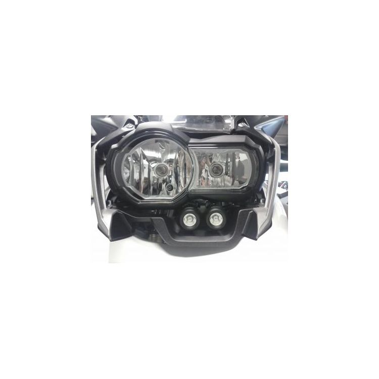 Denali DM Micro LED Lighting & Mount Kit BMW R1200GS 2013-2018
