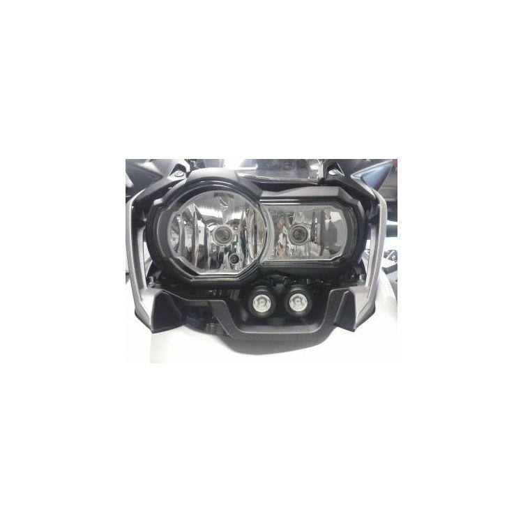 Denali DM Micro LED Lighting & Mount Kit BMW R1200GS 2013-2018