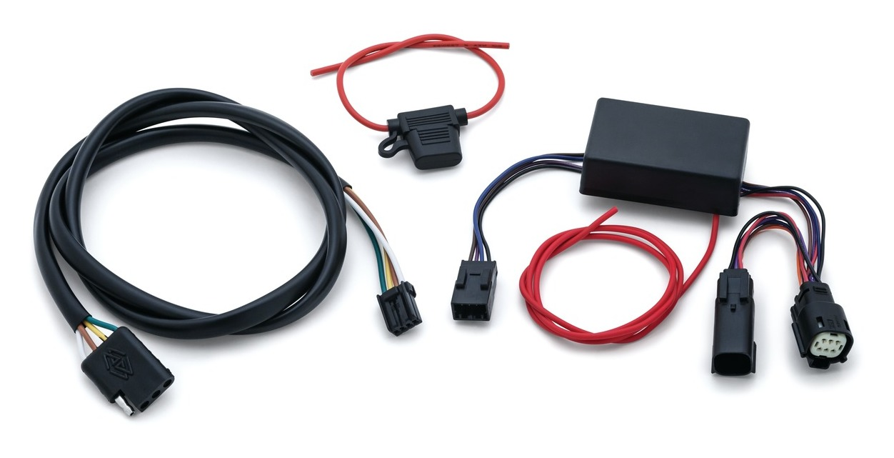 Kuryakyn Trailer Wiring Kit For Harley Touring 2014 2019 10 Tail Harness Davidson 1200 Off Revzilla