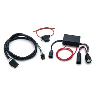 Kuryakyn Trailer Wiring Kit For Harley Road King 2014-2017