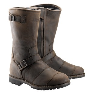 Belstaff Endurance Boots Black/Brown / 47 [Open Box]