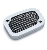 Kuryakyn Mesh Clutch Master Cylinder Cover For Harley Touring