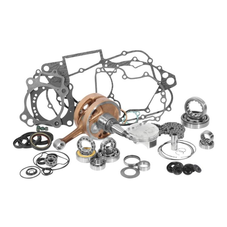 Wrench Rabbit Engine Rebuild Kit Kawasaki KX100 1998-2000