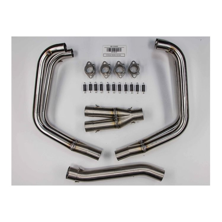 Hindle Exhaust Headers Kawasaki Ninja 650R / Versys 650 / ER-6n