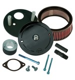 S&S Stealth Air Cleaner Kit For Harley Street 2014-2017