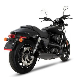 Vance & Hines Competition Series Slip-On ler For Harley Street ... on