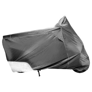 Cover Max Scooter Cover Black/Silver / LG [Previously Installed]