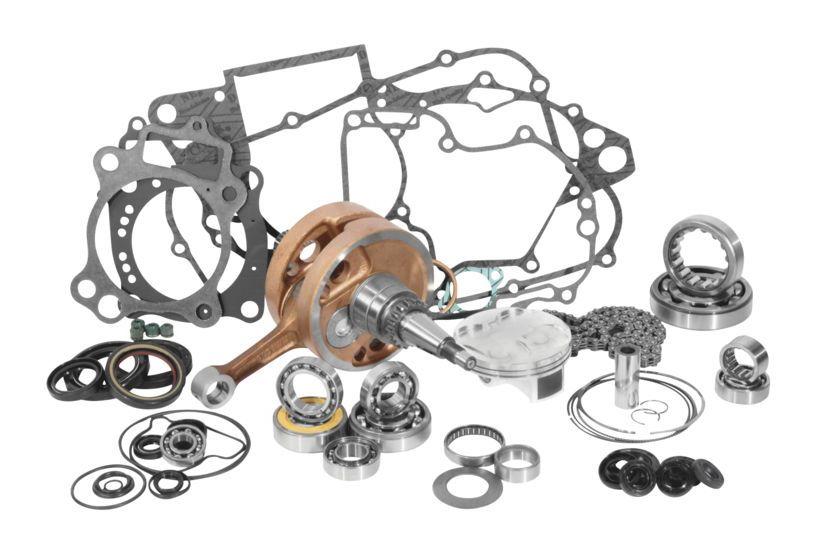 Suzuki RMZ 250 Linkage Bearing Rebuild Kit w//Shock Bearing 2007-2009 RMZ250