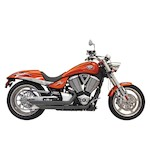Bassani Pro-Street Slash-Cut Exhaust For Victory - Closeout
