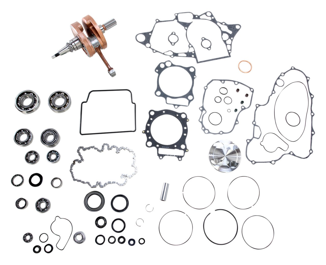 Wrench Rabbit Complete Engine Rebuild Kit 10 3599 Off Revzilla 2000 Rm 250 Diagram