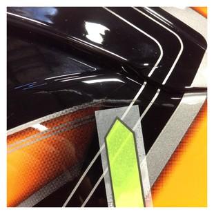 Bell Star Pace Helmet Orange/Black / MD [Blemished - Very Good]