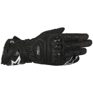 Alpinestars Supertech Gloves Black / XL [Demo - Good]