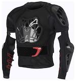 Alpinestars Bionic Tech Jacket Black/Red / XL [Blemished - Very Good]