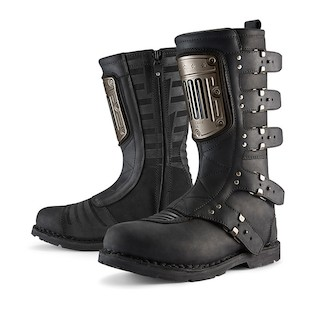 Icon Elsinore HP Women's Boots Black / 10 [Demo - Good]