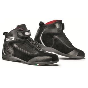 SIDI Gas Shoes Black / 9.5/43 [Open Box]