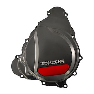 Woodcraft Stator Cover Triumph Daytona 675 / R / Street Triple / R [Previously Installed]