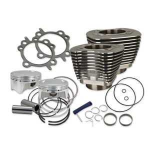 """S&S 100"""" Big Bore Kit For Harley Twin Cam 1999-2006"""