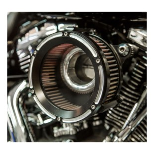 Trask Assault Charge High Flow Air Cleaner For Harley Milwaukee Eight 2017-2018