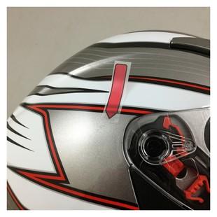AGV K3 SV Mizar Helmet Dark Grey/White / MS [Blemished - Very Good]