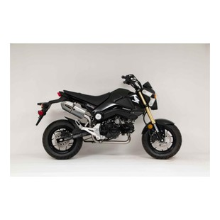 Hindle Euro Oval Exhaust System Honda Grom 2014-2015