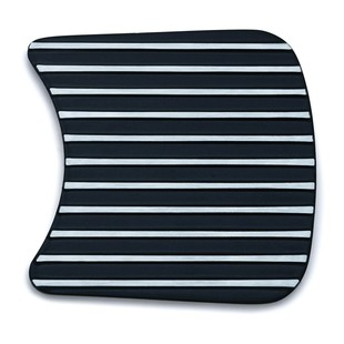 Kuryakyn Finned Primary Inspection Cover Accent For Harley Touring 2007-2016
