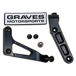 Graves Works Steering Damper Mount Yamaha R6 2017-2018
