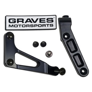 Graves Works Steering Damper Mount Yamaha R6 2017