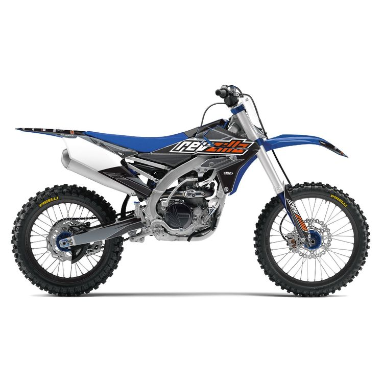 Factory Effex RevZilla Shroud Kit Yamaha YZ250F / YZ450F / YZ250FX / WR250F