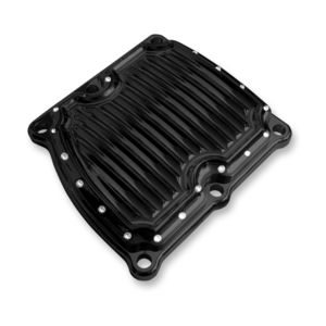 Covingtons Dimpled Transmission Top Cover For Harley Milwaukee Eight 2017-2018