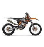 Factory Effex RevZilla Shroud Kit KTM 125cc-450cc 2011-2013