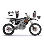 Factory Effex Complete RevZilla Graphics Kit Honda CRF450X 2005-2017