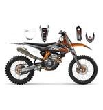Factory Effex Complete RevZilla Graphics Kit KTM 125cc-450cc 2011-2013