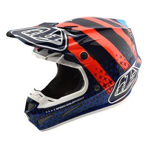 Troy Lee SE4 Carbon Streamline Helmet (MD)