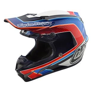 Troy Lee SE4 Carbon Squadra Helmet