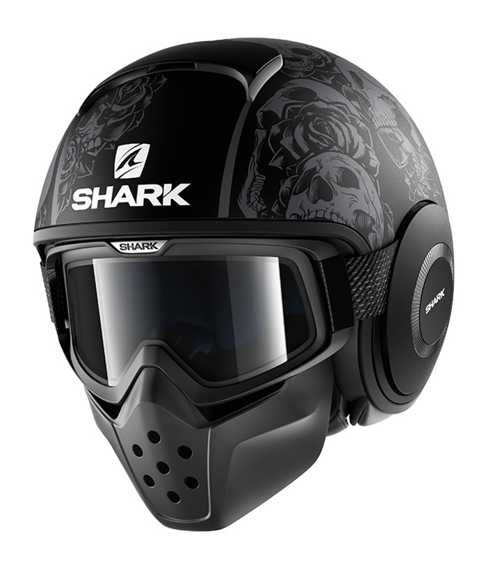shark drak sanctus helmet revzilla. Black Bedroom Furniture Sets. Home Design Ideas