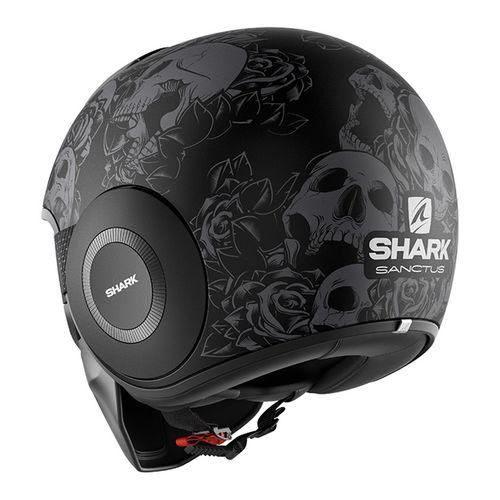 shark raw helmet instructions